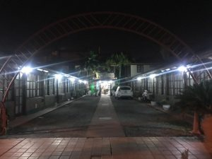 Ingreso Hotel